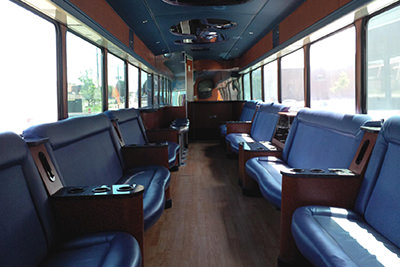 30-35 Passenger Party Bus